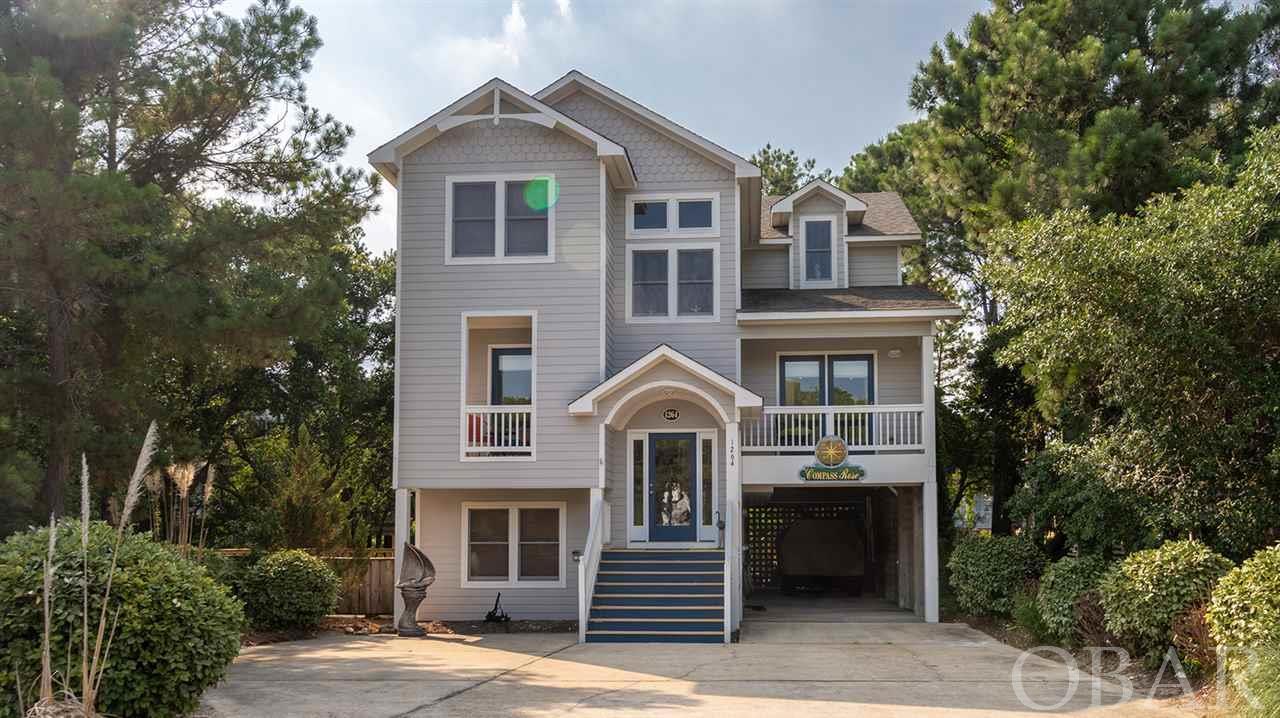 1264 Crystal Lake Court Lot#25R, Corolla, NC 27927