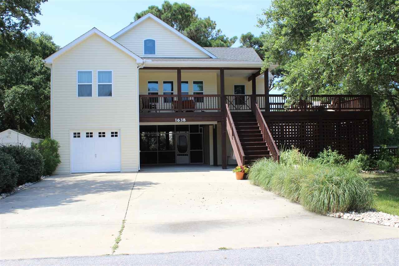 1638 Village Lane, Kill Devil Hills, NC 27948, 3 Bedrooms Bedrooms, ,2 BathroomsBathrooms,Residential,For sale,Village Lane,101240