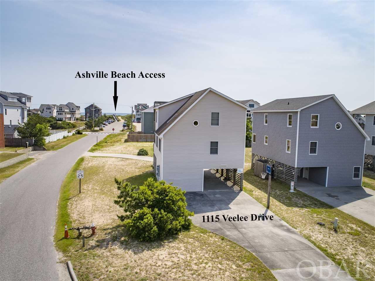 1115 VeeLee Drive Lot 4, Kill Devil Hills, NC 27948