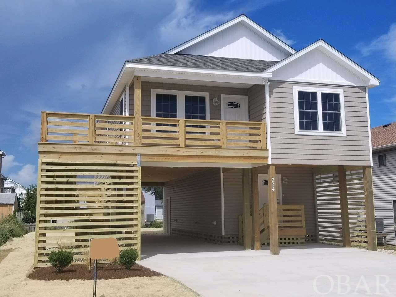 234 W Eden Street Lot 37 & 38 Outer Banks Home Listings - Holleay Parcker - Spinnaker Realty Outer Banks (OBX) Real Estate