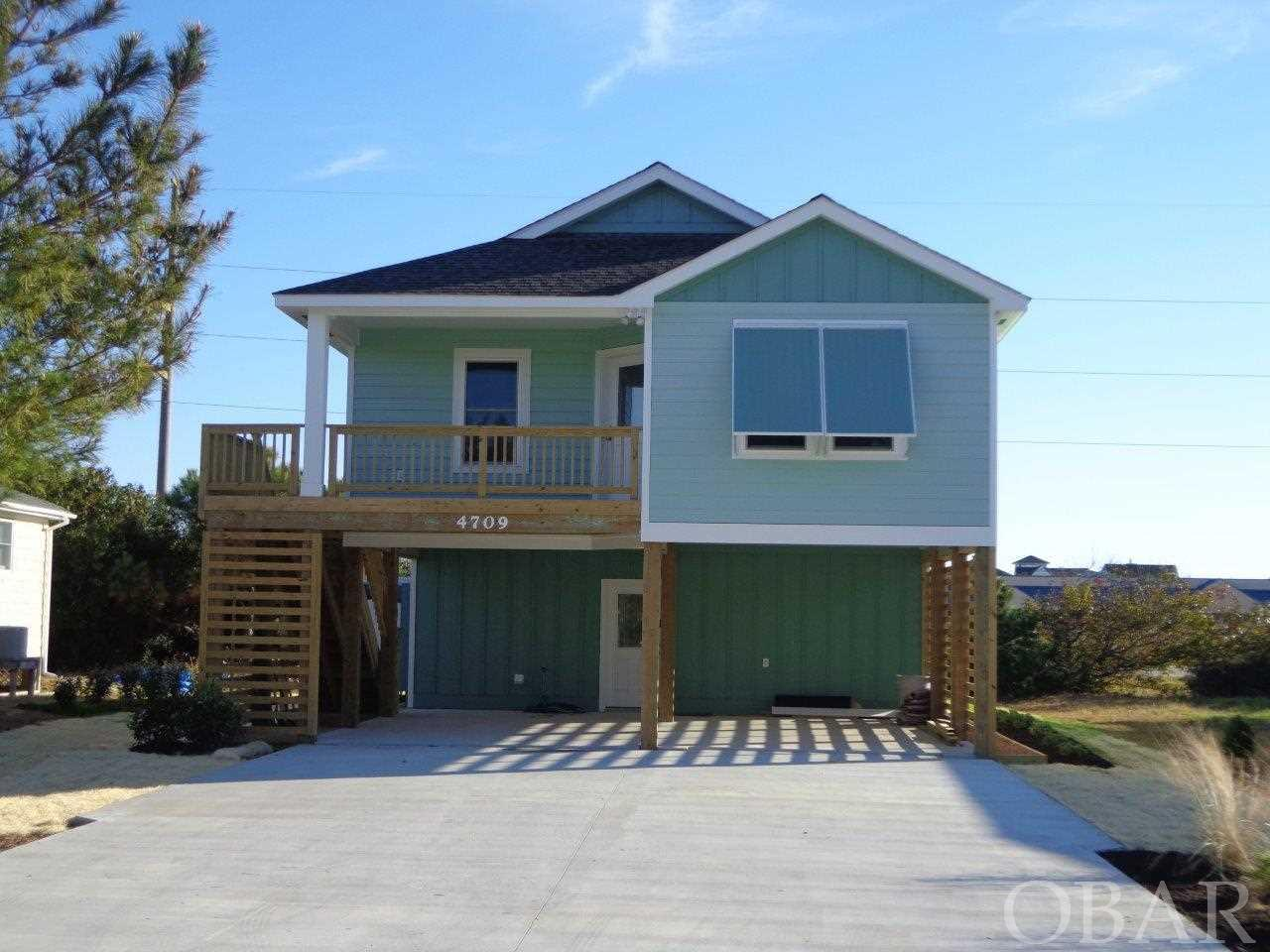 4709 S Pompano Court Nags Head | 101601 | Resort Realty of the Outer ...