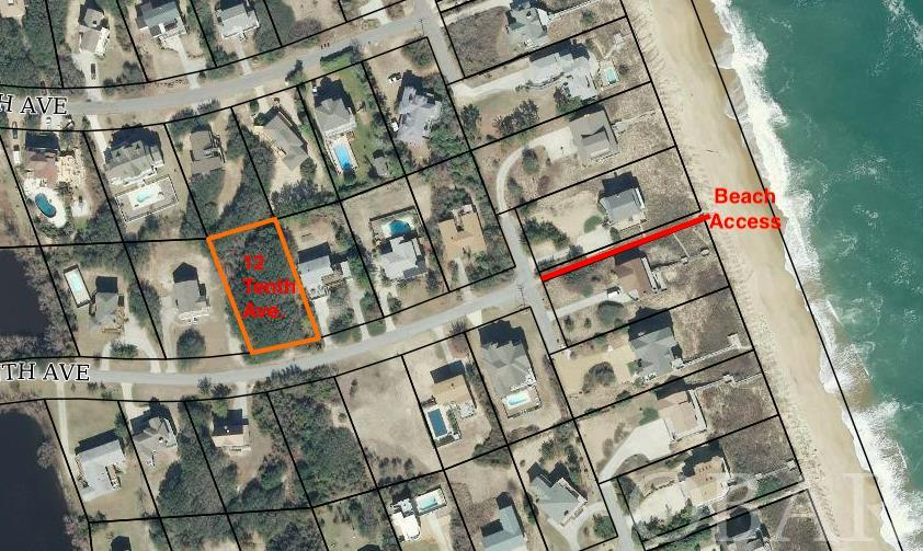 12 Tenth Avenue Lot#24, Southern Shores, NC 27949