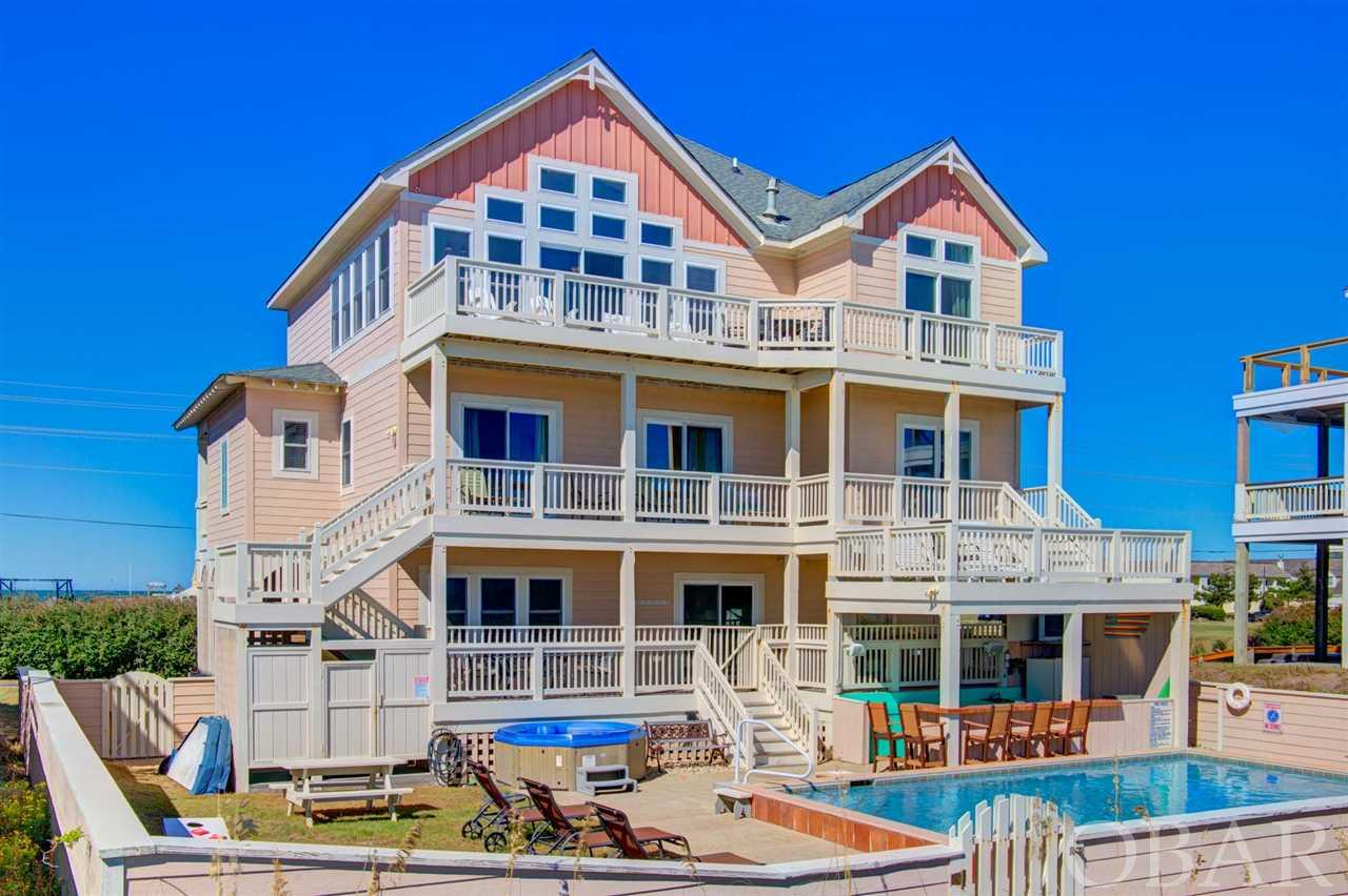 58991 South Beach Drive, Hatteras, NC 27943, 6 Bedrooms Bedrooms, ,6 BathroomsBathrooms,Residential,For sale,South Beach Drive,102303