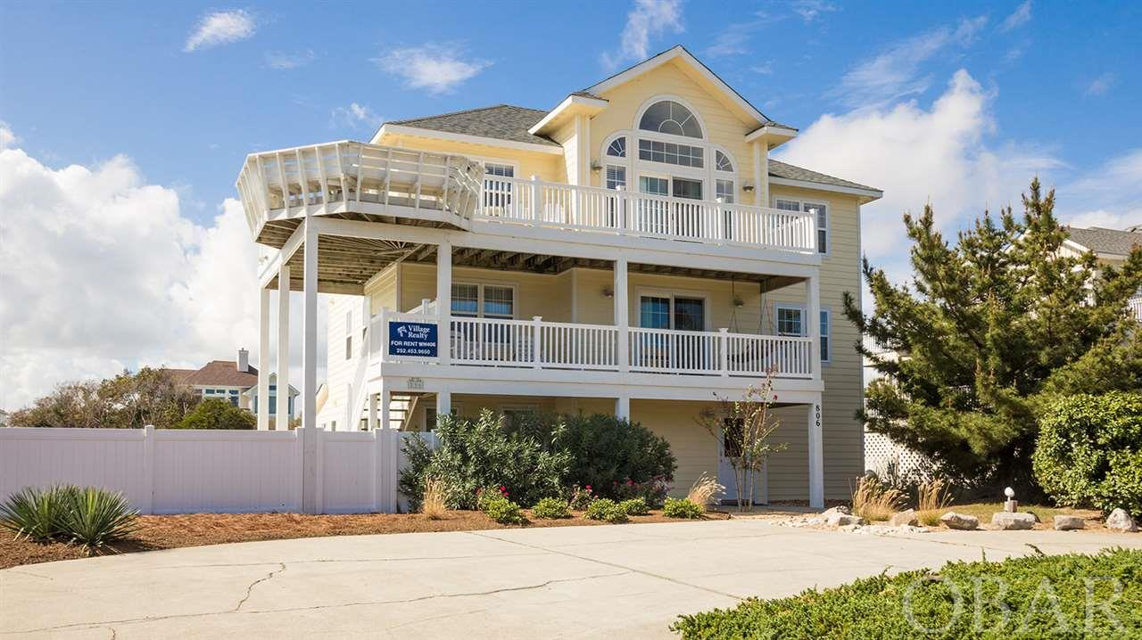 806 Whalehead Drive, Corolla, NC 27927, 7 Bedrooms Bedrooms, ,5 BathroomsBathrooms,Residential,For sale,Whalehead Drive,102323