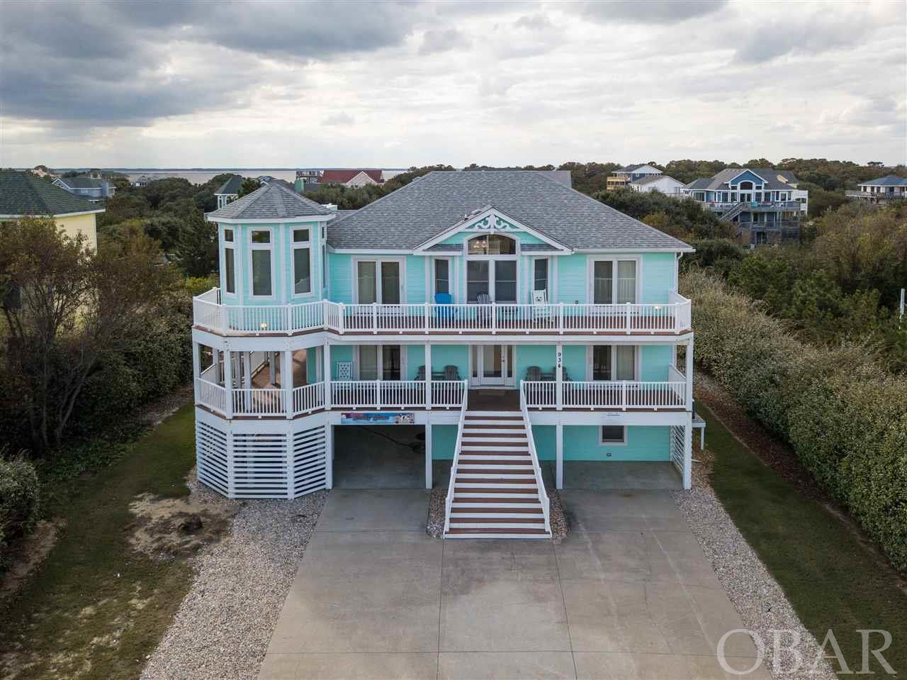 934 Whalehead Drive,Corolla,NC 27927,8 Bedrooms Bedrooms,6 BathroomsBathrooms,Residential,Whalehead Drive,102416