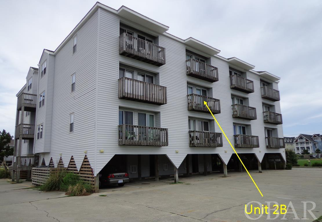 804 2B S Memorial Boulevard Unit 2B, Kill Devil Hills, NC 27948