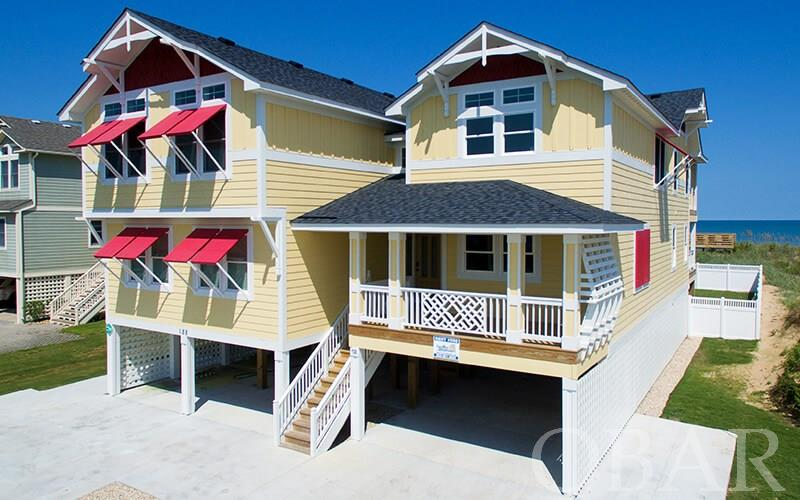 188 Ocean Boulevard, Southern Shores, NC 27949, 9 Bedrooms Bedrooms, ,7 BathroomsBathrooms,Residential,For sale,Ocean Boulevard,102601