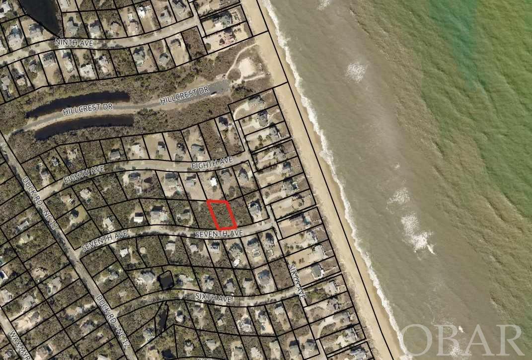 10 Seventh Avenue Lot 21, Southern Shores, NC 27949