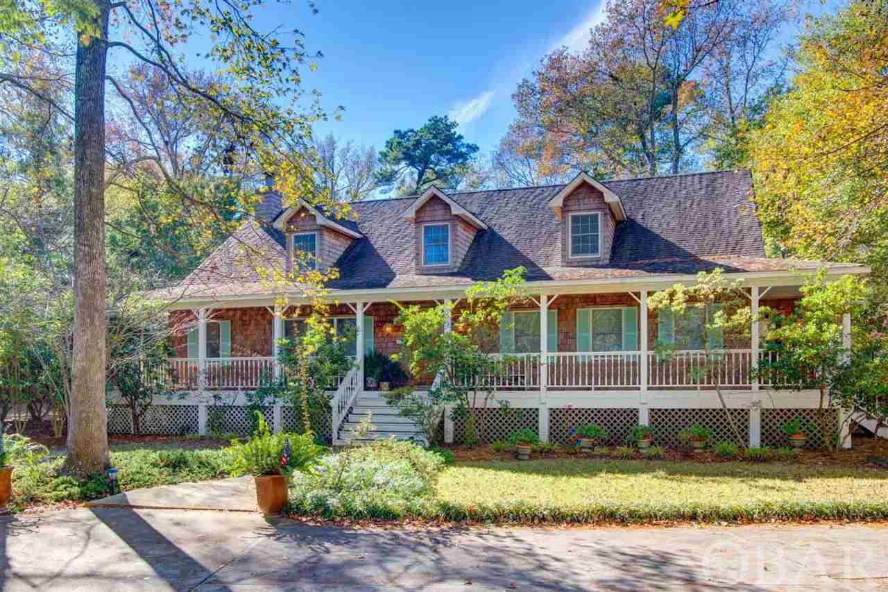 63 Duck Woods Drive Lot 19 & 20, Southern Shores, NC 27949