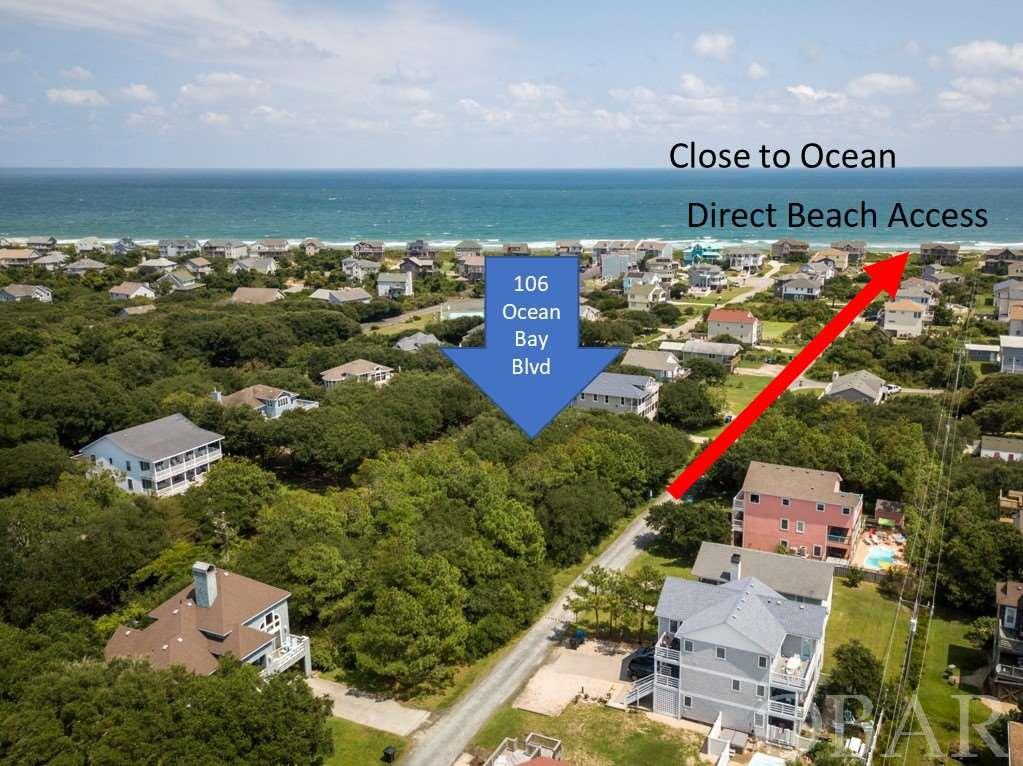106 Ocean Bay Boulevard, Duck, NC 27949, ,Lots/land,For sale,Ocean Bay Boulevard,102858