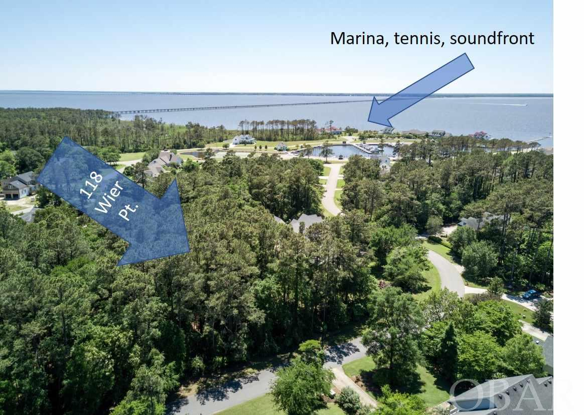 118 Weir Point Drive,Manteo,NC 27954,Lots/land,Weir Point Drive,102877