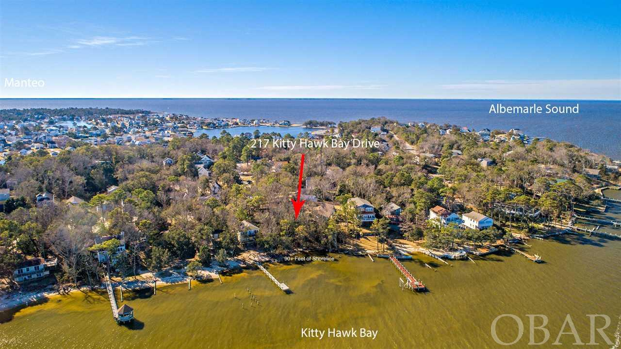 217 Kitty Hawk Bay Drive Lot: 82-83, Kill Devil Hills, NC 27948