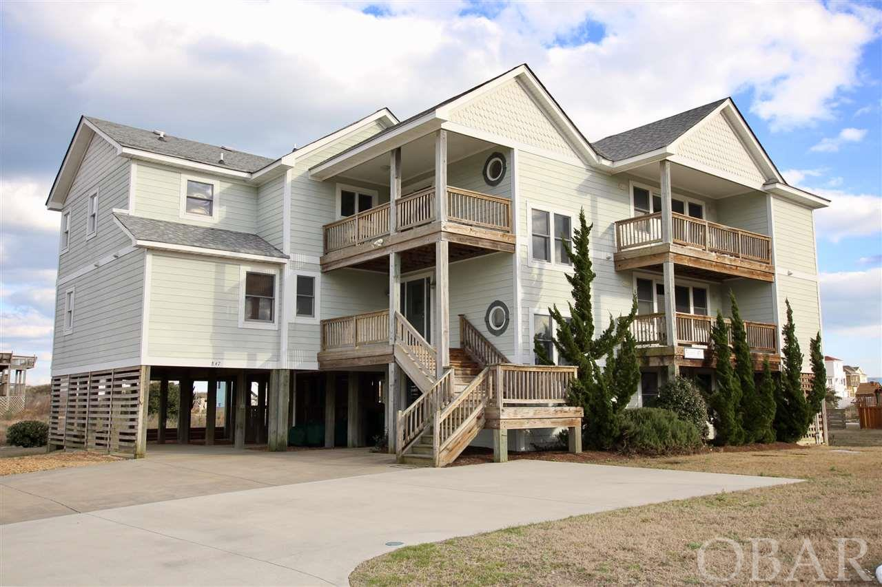 847 Whalehead Drive, Corolla, NC 27927, 9 Bedrooms Bedrooms, ,10 BathroomsBathrooms,Residential,For sale,Whalehead Drive,103273