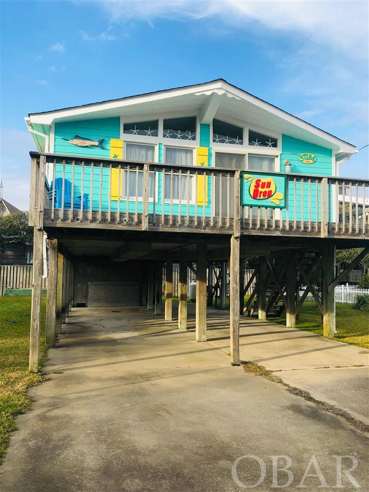 57184 Kohler Drive, Hatteras, NC 27943, 3 Bedrooms Bedrooms, ,1 BathroomBathrooms,Residential,For sale,Kohler Drive,103340