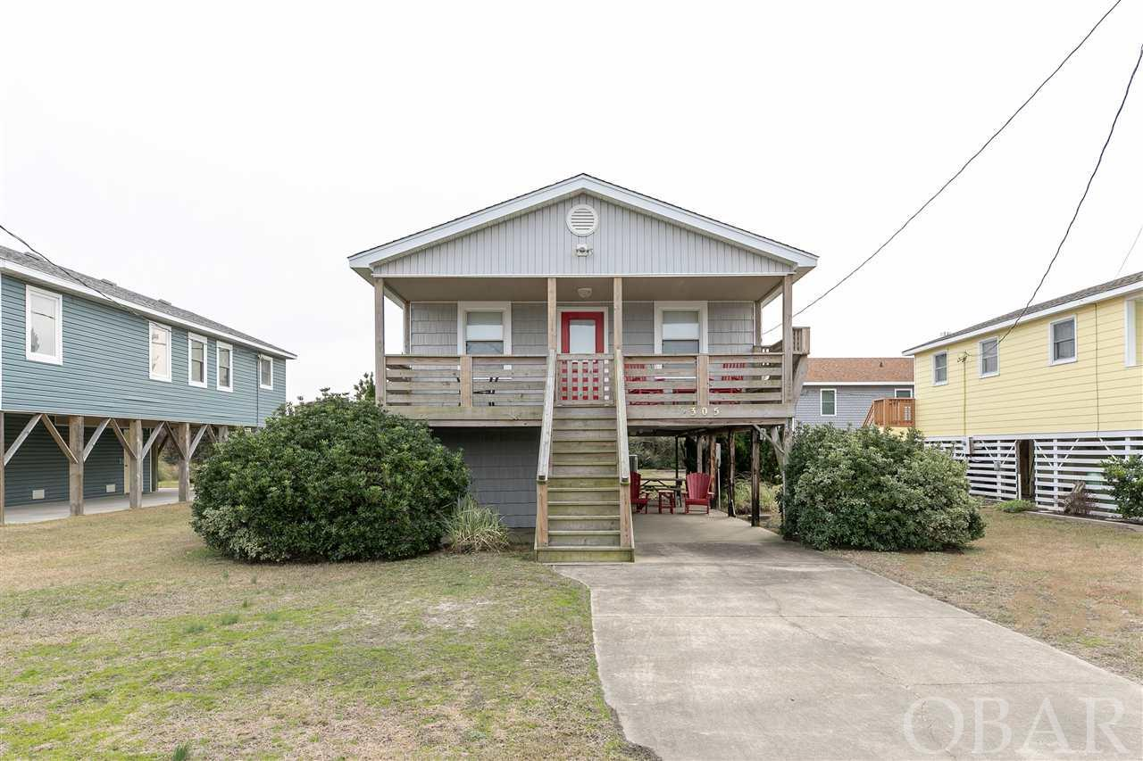 Albatross Street, Nags Head, NC 27959, 3 Bedrooms Bedrooms, ,1 BathroomBathrooms,Residential,For sale,Albatross Street,103368