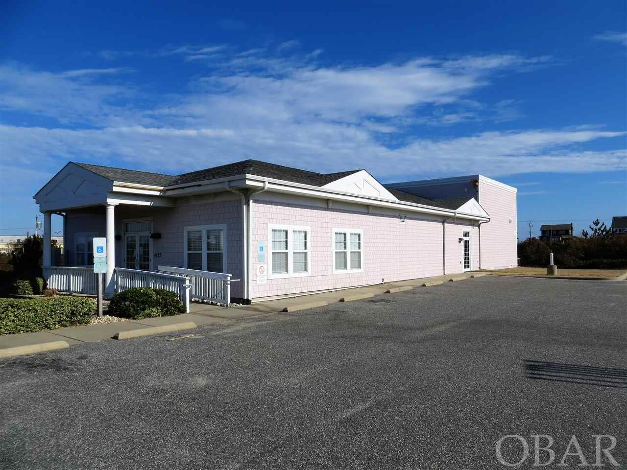4125 Croatan Highway, Nags Head, NC 27959, ,Commercial/industrial,For sale,Croatan Highway,103620