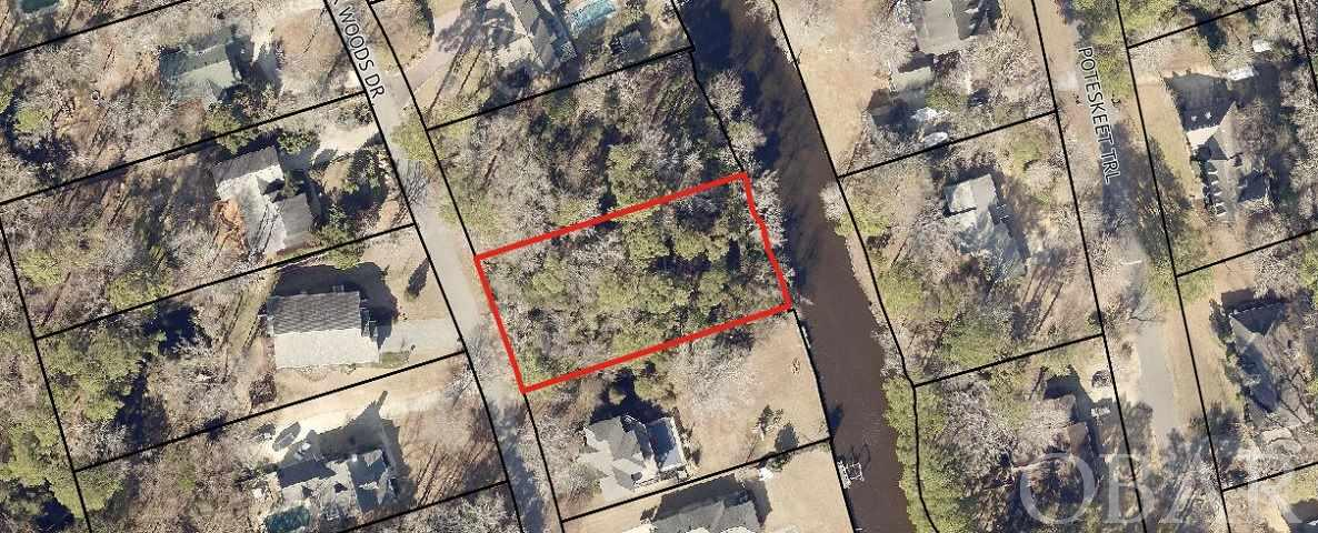 96 Duck Woods Drive Lot 8, Southern Shores, NC 27949