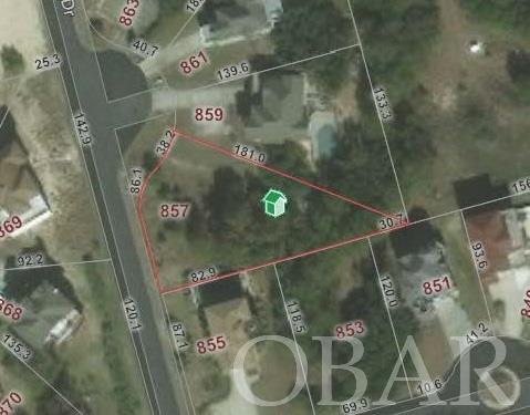 857 Capri Crescent, Corolla, NC 27927, ,Lots/land,For sale,Capri Crescent,103678