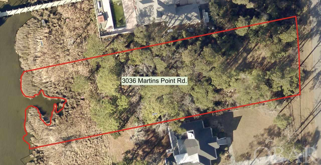 3036 Martins Point Road Lot 41, Kitty Hawk, NC 27949