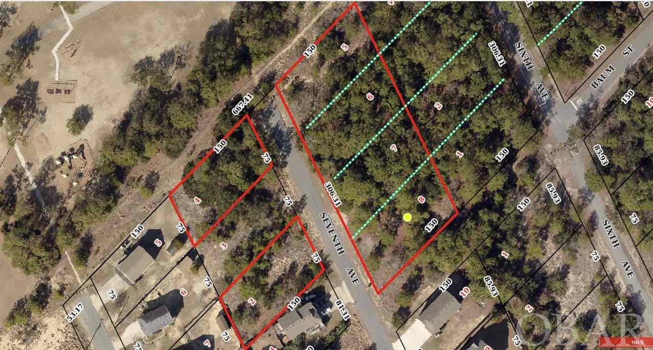 0 Seventh Avenue, Kill Devil Hills, NC 27948, ,Lots/land,For sale,Seventh Avenue,103920