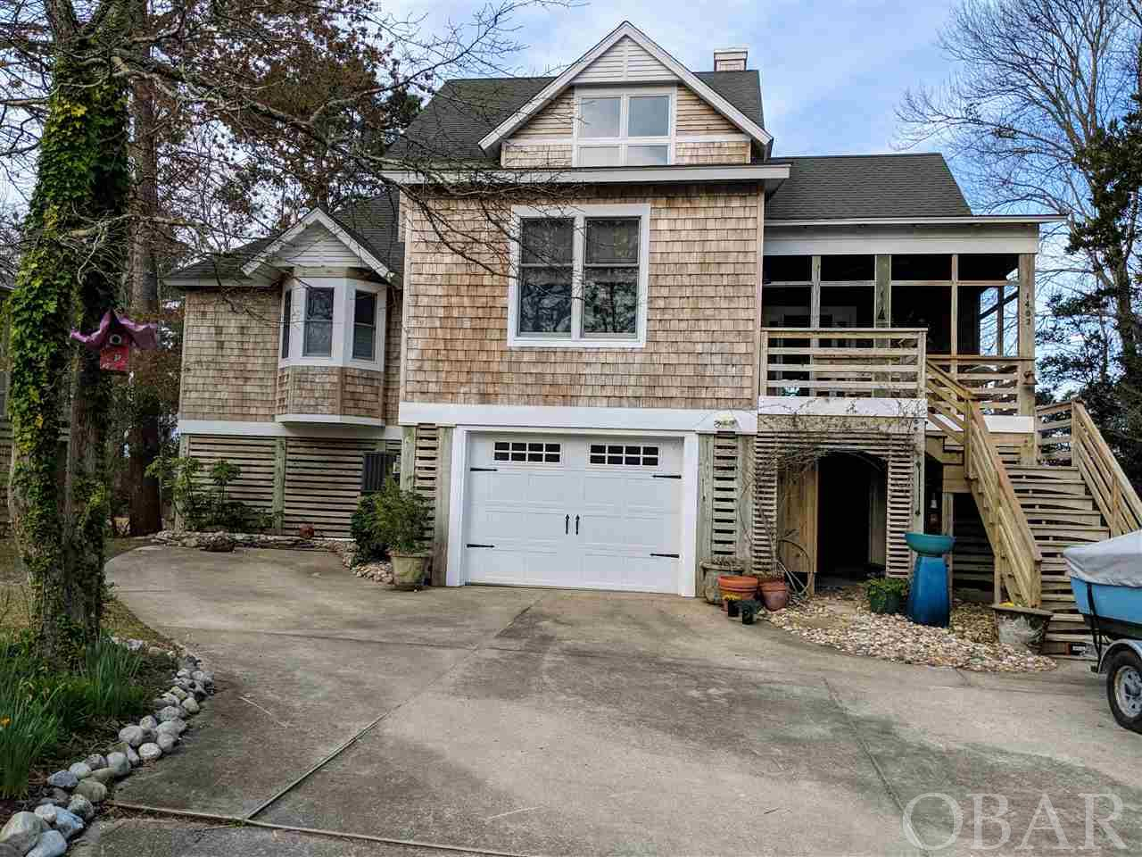 1402 First Street, Kill Devil Hills, NC 27948, 4 Bedrooms Bedrooms, ,3 BathroomsBathrooms,Residential,For sale,First Street,103935