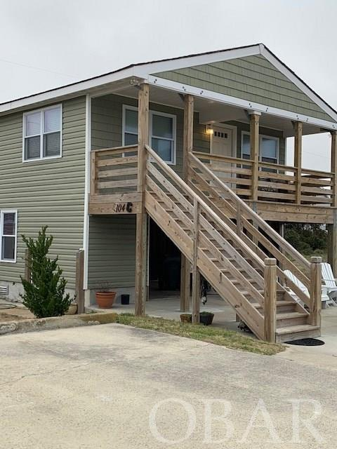 E Dunn Street unit c, Nags Head, NC 27953