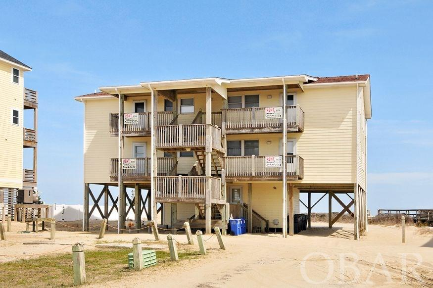 46265 Old Lighthouse Rd. Units 1-4, Buxton, NC 27920