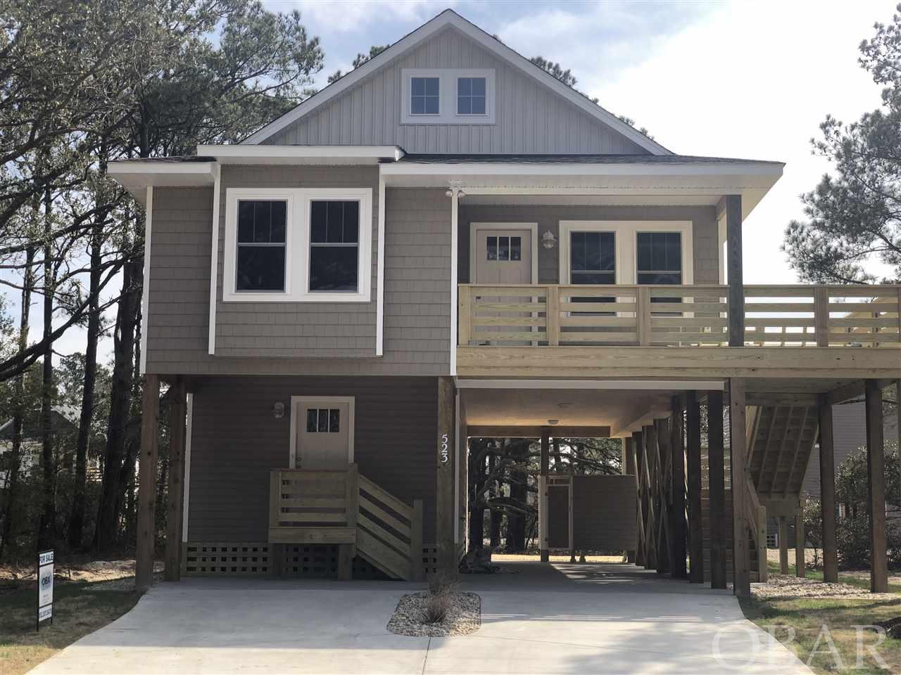 523 Eden Street, Kill Devil Hills, NC 27948, 3 Bedrooms Bedrooms, ,3 BathroomsBathrooms,Residential,For sale,Eden Street,104228