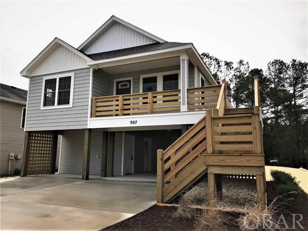 907 Third Street, Kill Devil Hills, NC 27948, 4 Bedrooms Bedrooms, ,3 BathroomsBathrooms,Residential,For sale,Third Street,104408