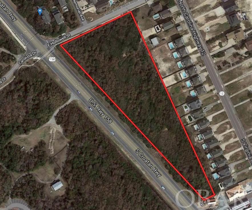 100 E Hollowell Avenue Lot 351-369, Nags Head, NC 27959