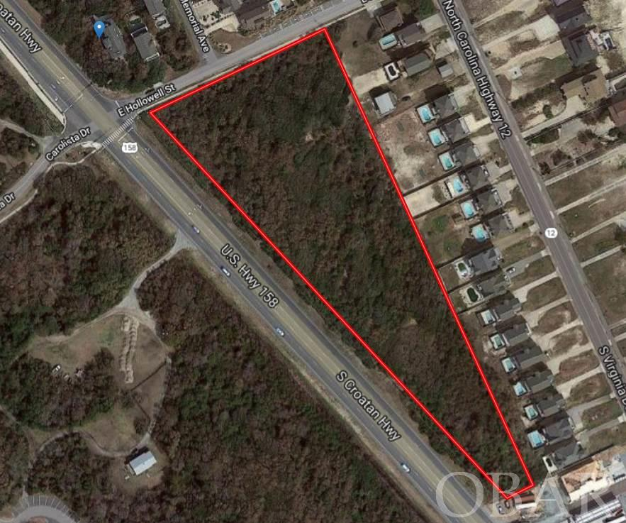 100 E Hollowell Avenue Lot 351-369, Nags Head, NC 27959