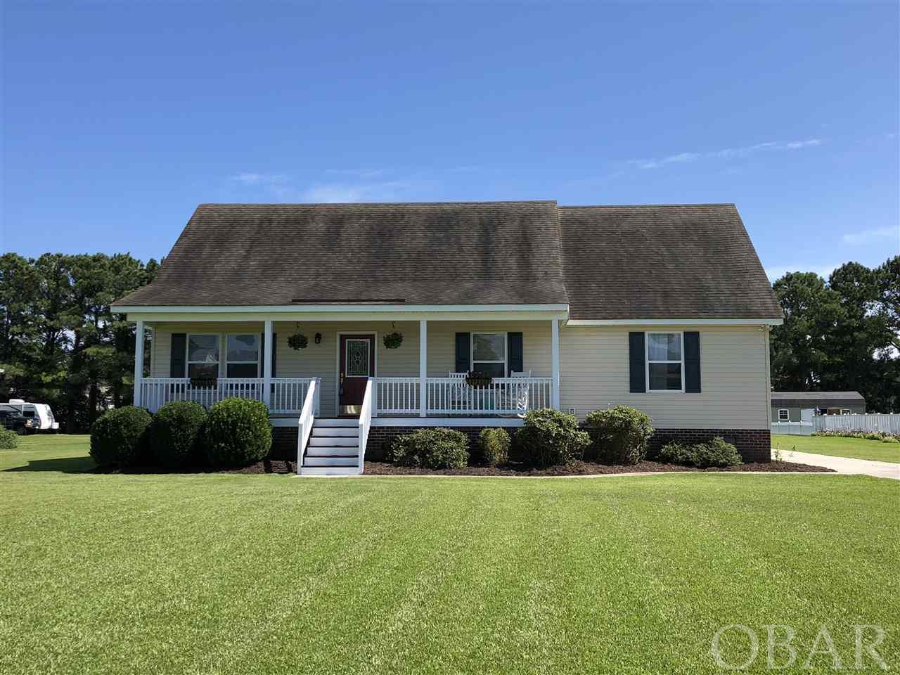 120 Soundside Estates Drive Lot 37, Grandy, NC 27939