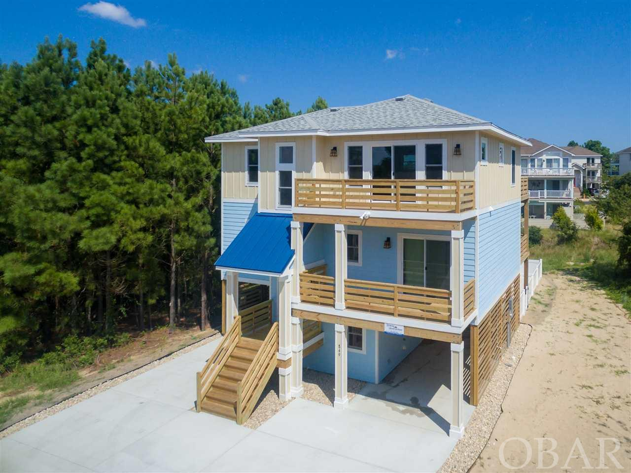 849 Monteray Drive, Corolla, NC 27927, 4 Bedrooms Bedrooms, ,4 BathroomsBathrooms,Residential,For sale,Monteray Drive,104564