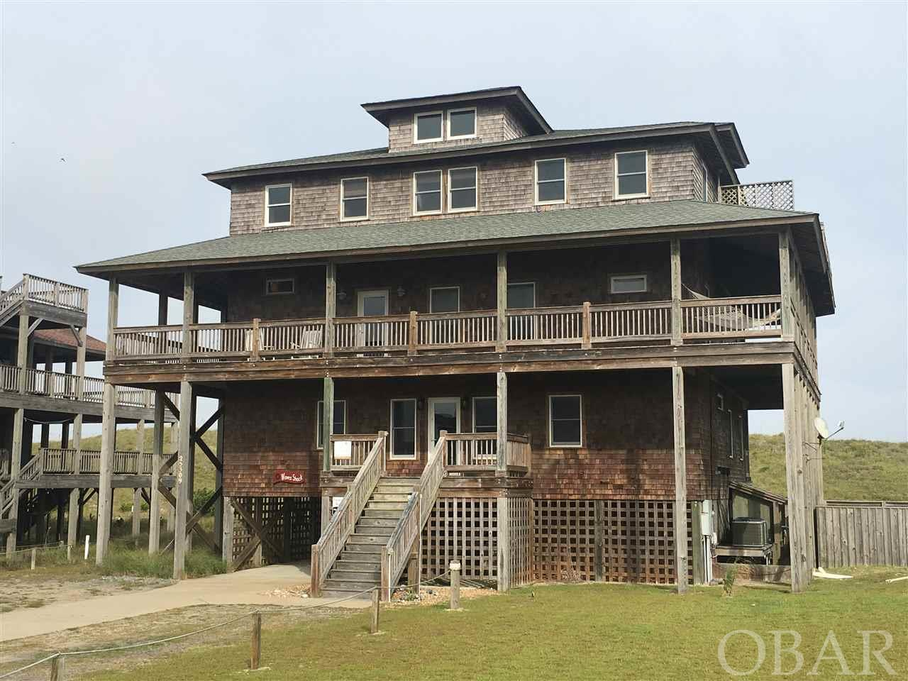 25309 Sea Isle Hills Drive lot 8, Waves, NC 27982