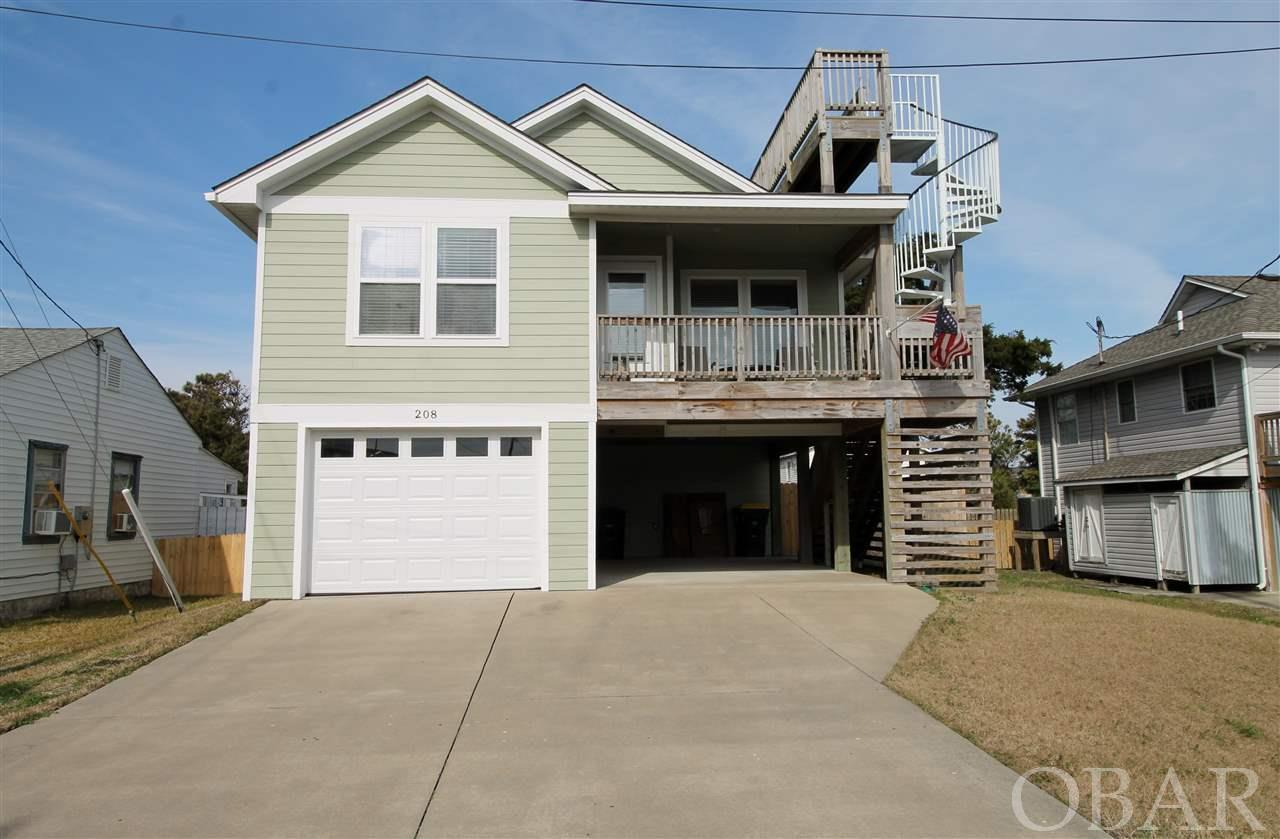 208 Suffolk Street, Kill Devil Hills, NC 27948, 3 Bedrooms Bedrooms, ,2 BathroomsBathrooms,Residential,For sale,Suffolk Street,104865