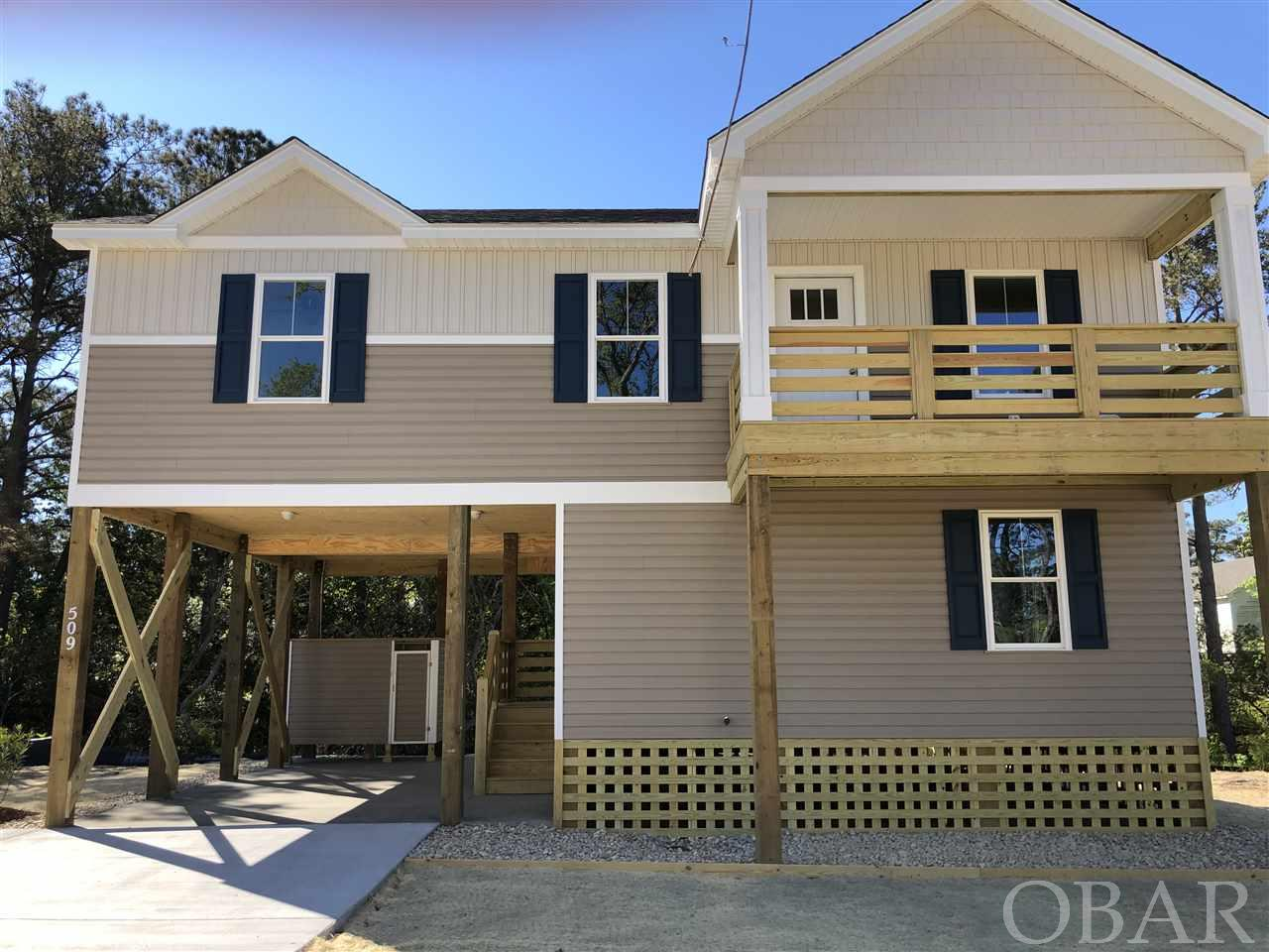 509 Palmetto Street, Kill Devil Hills, NC 27948, 3 Bedrooms Bedrooms, ,3 BathroomsBathrooms,Residential,For sale,Palmetto Street,104986