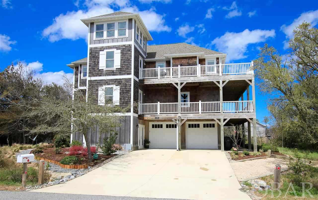 3315 S Wrightsville Avenue lot#1, Nags Head, NC 27959