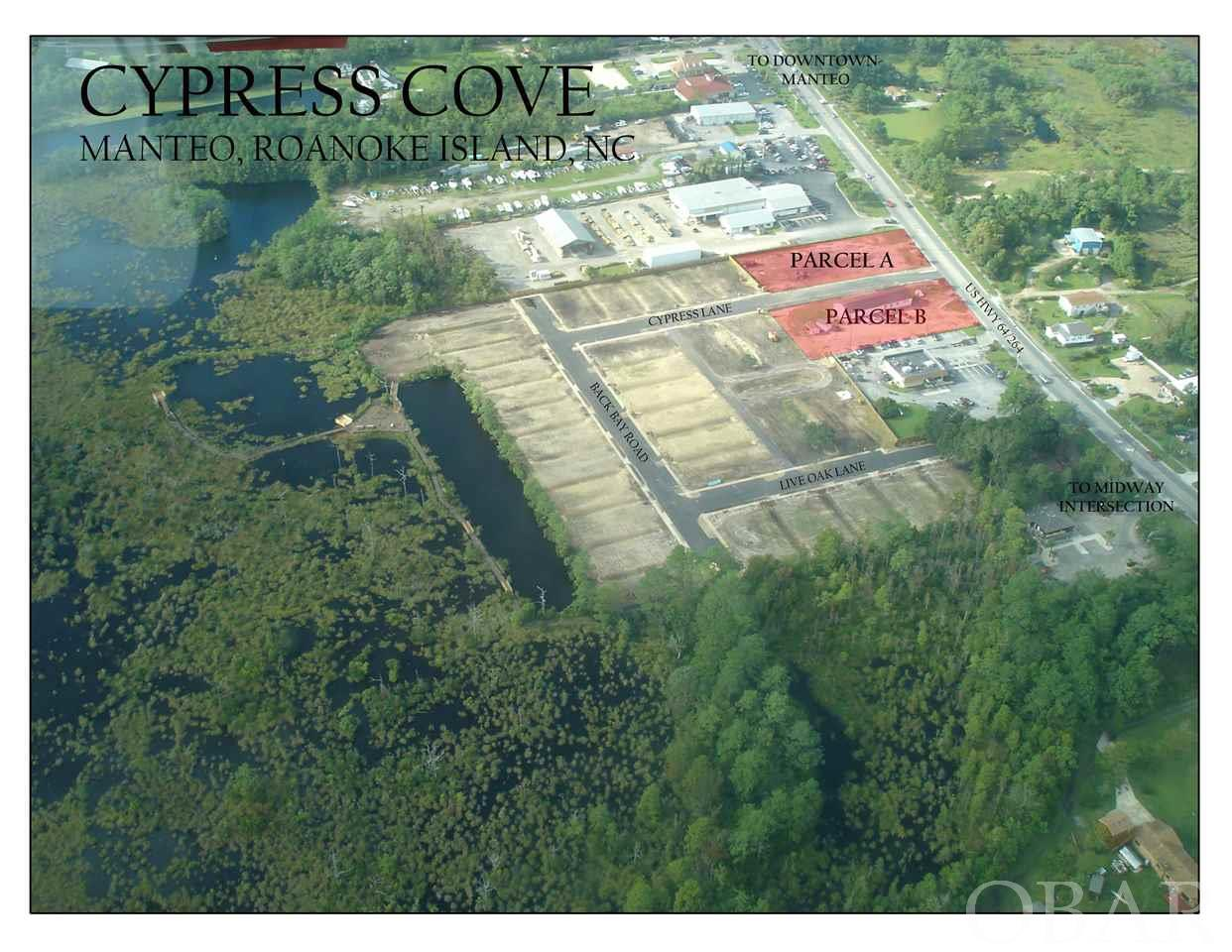 806 Highway 64/264, Manteo, NC 27954, ,Lots/land,For sale,Highway 64/264,105368
