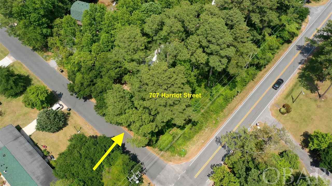 707 Harriot Street, Manteo, NC 27954, ,Lots/land,For sale,Harriot Street,105388
