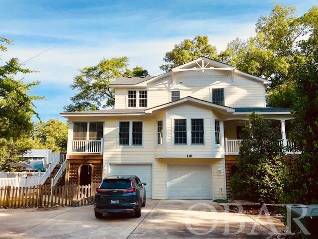 118 Tall Pine Lane Lot 6A-RR, Southern Shores, NC 27949