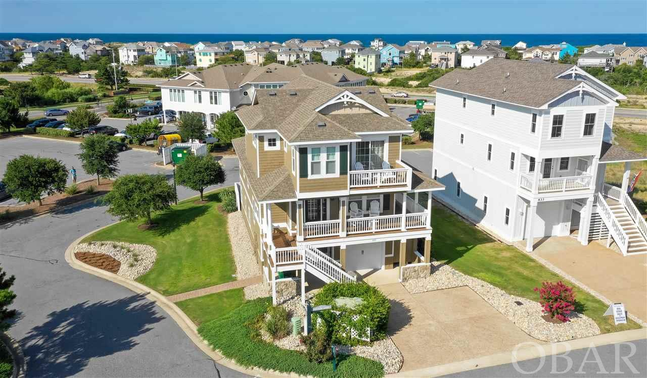 635 Cottage Lane, Corolla, NC 27927, 4 Bedrooms Bedrooms, ,4 BathroomsBathrooms,Residential,For sale,Cottage Lane,105815
