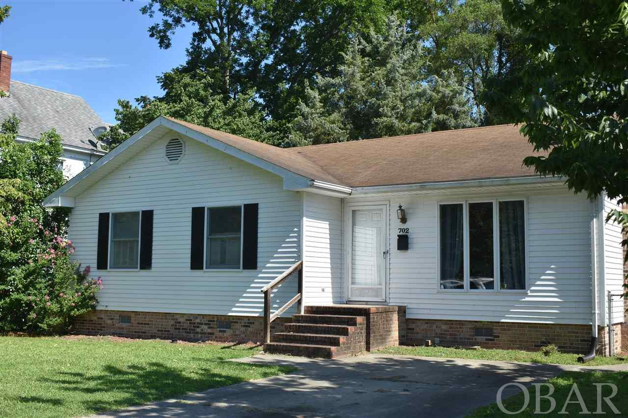 702 McPherson Road, Elizabeth City, NC 27909, 3 Bedrooms Bedrooms, ,2 BathroomsBathrooms,Residential,For sale,McPherson Road,105898