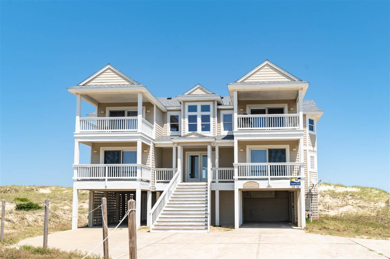 2101 Sandfiddler Road, Corolla, NC 27927, 6 Bedrooms Bedrooms, ,6 BathroomsBathrooms,Residential,For sale,Sandfiddler Road,106030