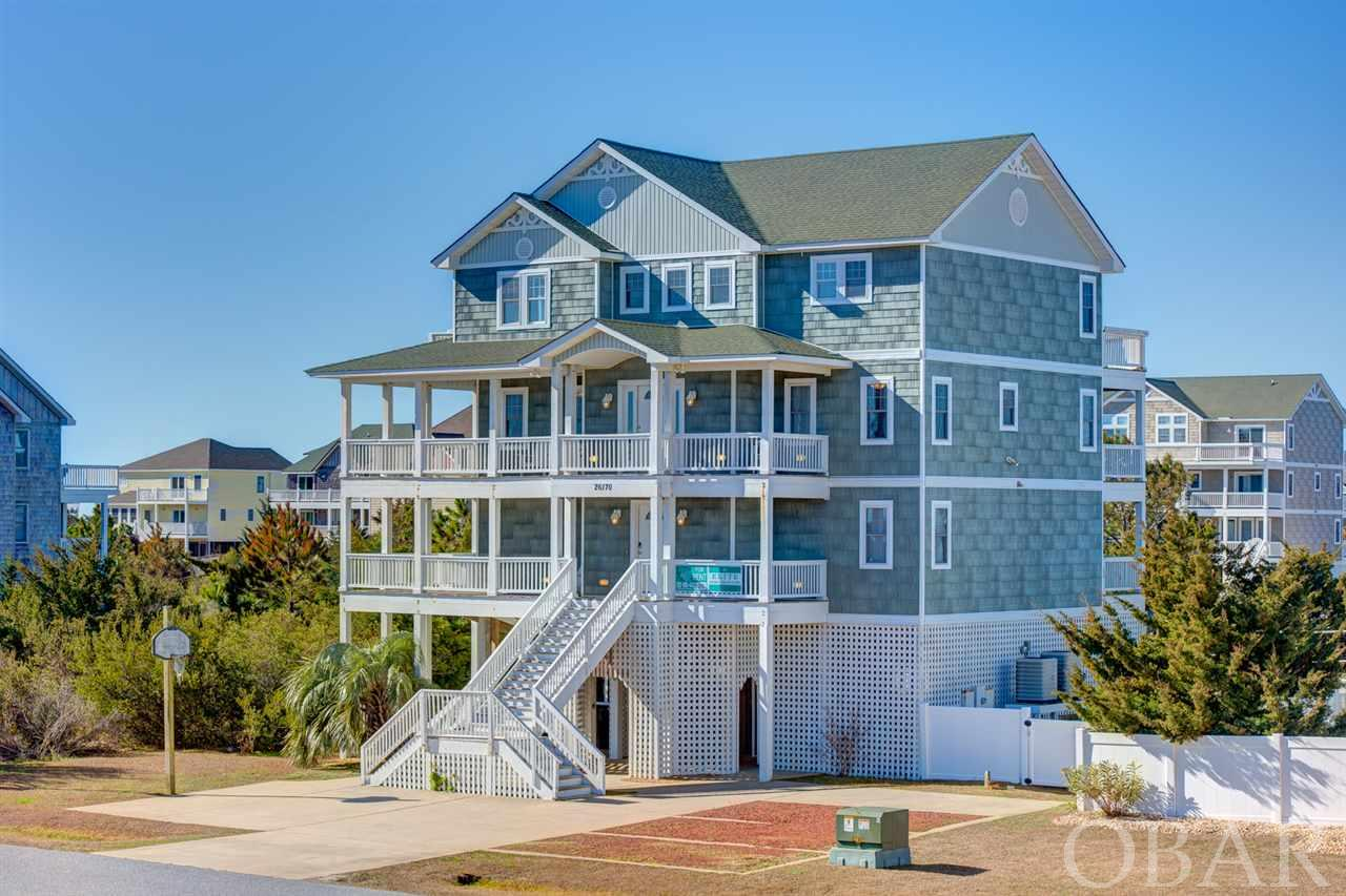 26170 Sand Dollar Drive, Salvo, NC 27972, 7 Bedrooms Bedrooms, ,7 BathroomsBathrooms,Residential,For sale,Sand Dollar Drive,106096