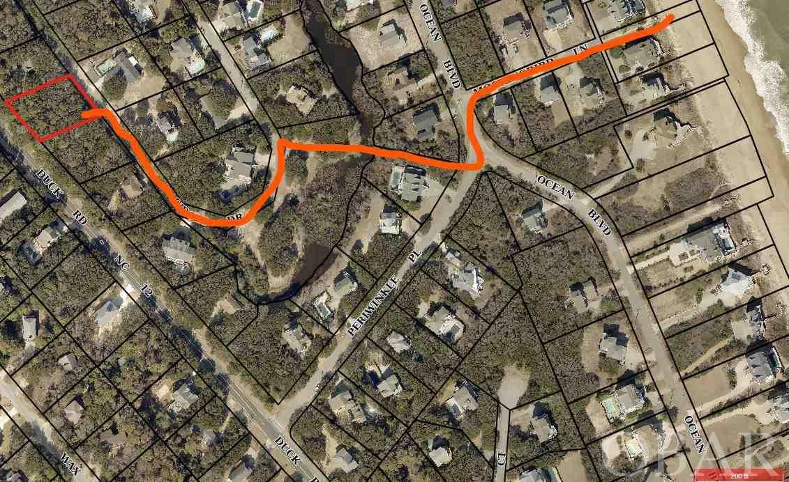 16 Circle Drive Lot 21, Southern Shores, NC 27949