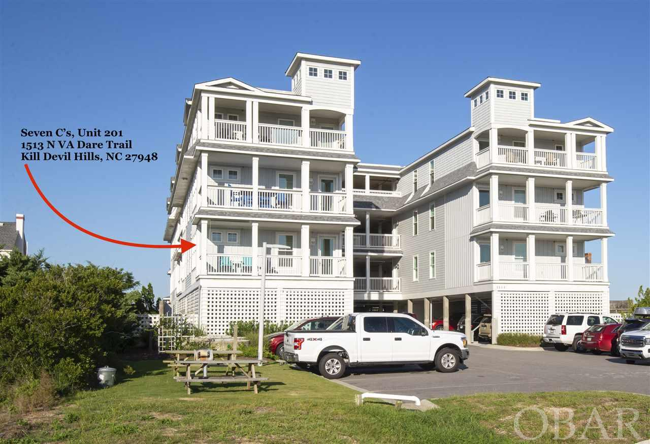 1513 N Virginia Dare Trail Unit 201, Kill Devil Hills, NC 27948