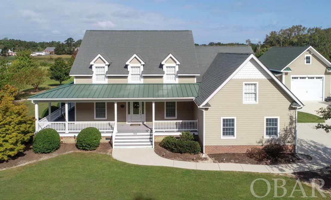 105 Priddy Farm Road Lot 3, Poplar Branch, NC 27965