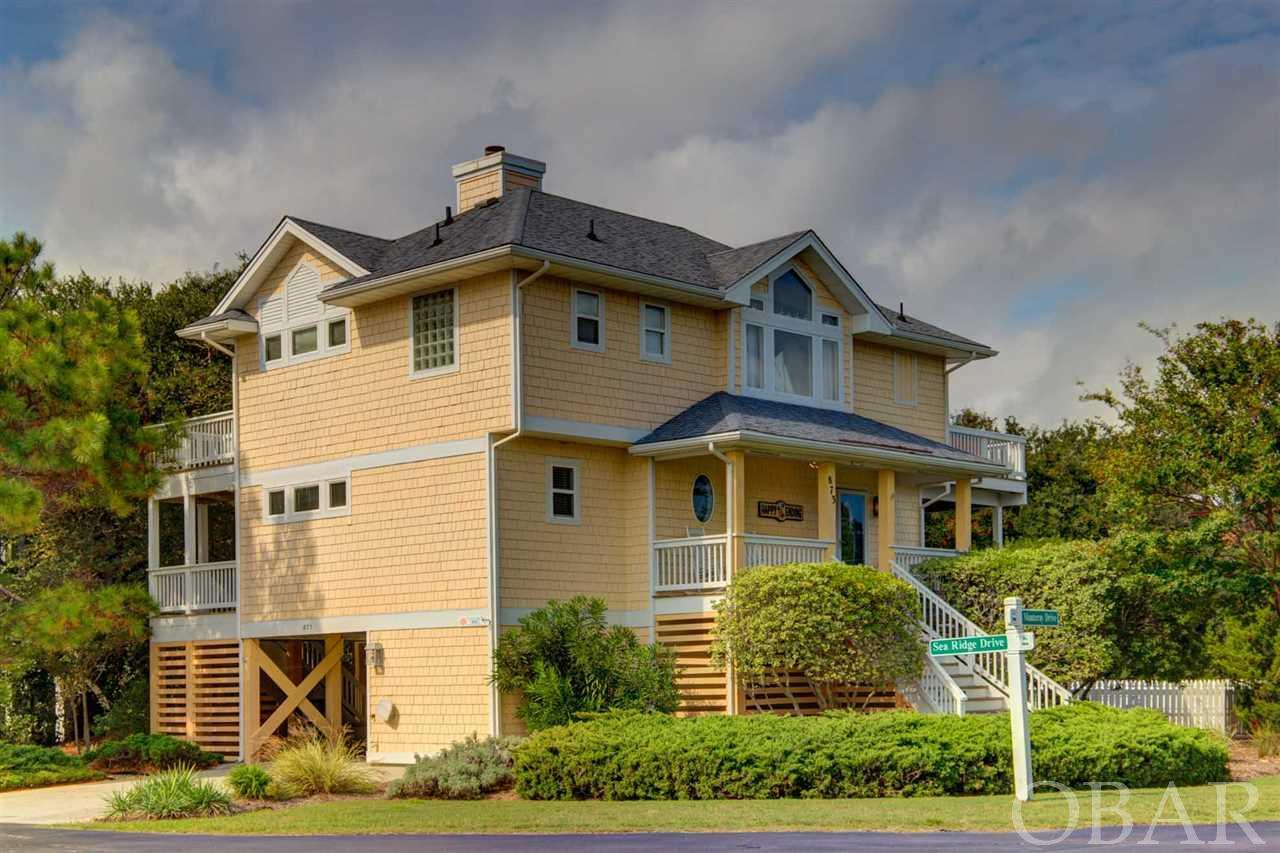 873 Sea Ridge Drive Lot 98, Corolla, NC 27927
