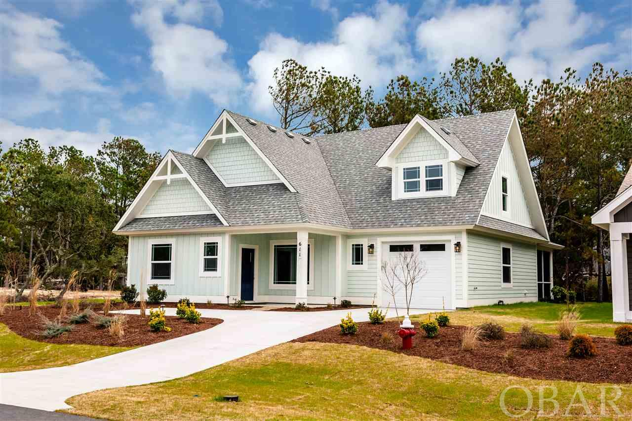 611 Zen Lane, Kill Devil Hills, NC 27948, 4 Bedrooms Bedrooms, ,3 BathroomsBathrooms,Residential,For sale,Zen Lane,106988