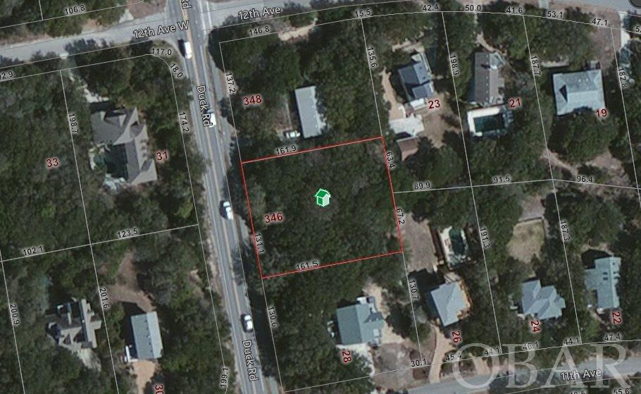 346 Duck Road Lot 16, Southern Shores, NC 27949